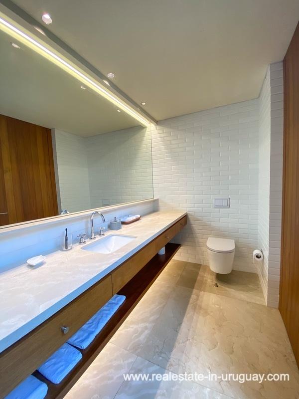 Bathroom of Las Carcavas