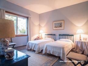 Guest Bedroom of Large Property in the El Golf Area in Punta del Este