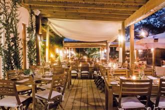 Restaurant El Abrazo, Manantiales