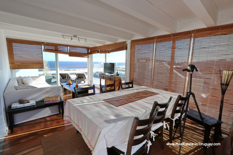 Studio of Penthouse with Ocean Views on Brava in Punta del Este