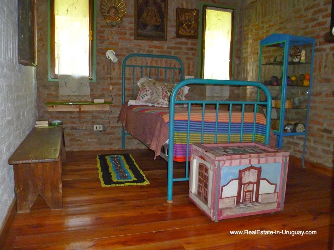 Guest Bedroom of Farm House in the Pueblo Eden Area