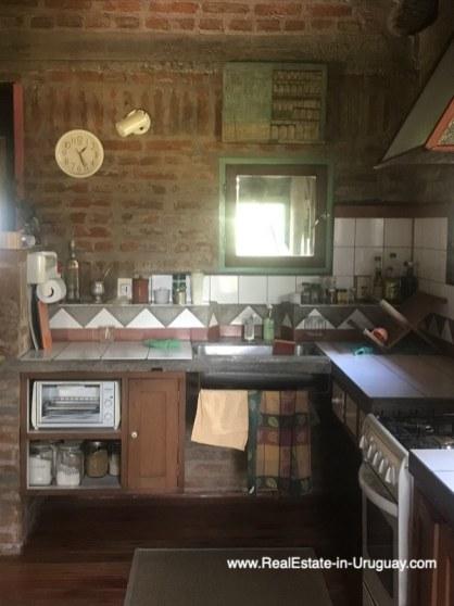 Kitchen 2 of Farm House in the Pueblo Eden Area