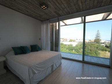Master of Beach Townhouse in La Barra by the Ocean