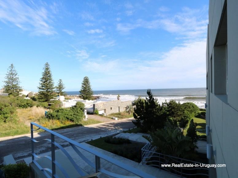 Views of Beach Townhouse in La Barra by the Ocean