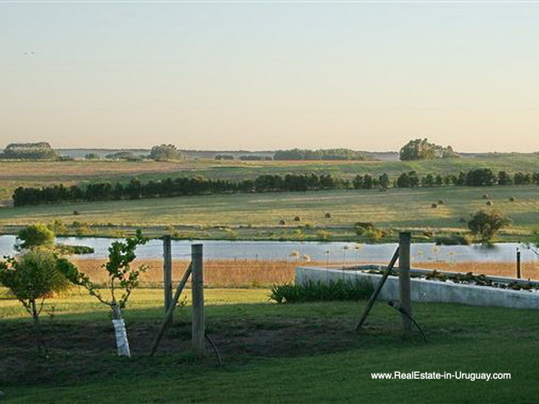 Views of Large Estate near Jose Ignacio with 70 Hectares Land