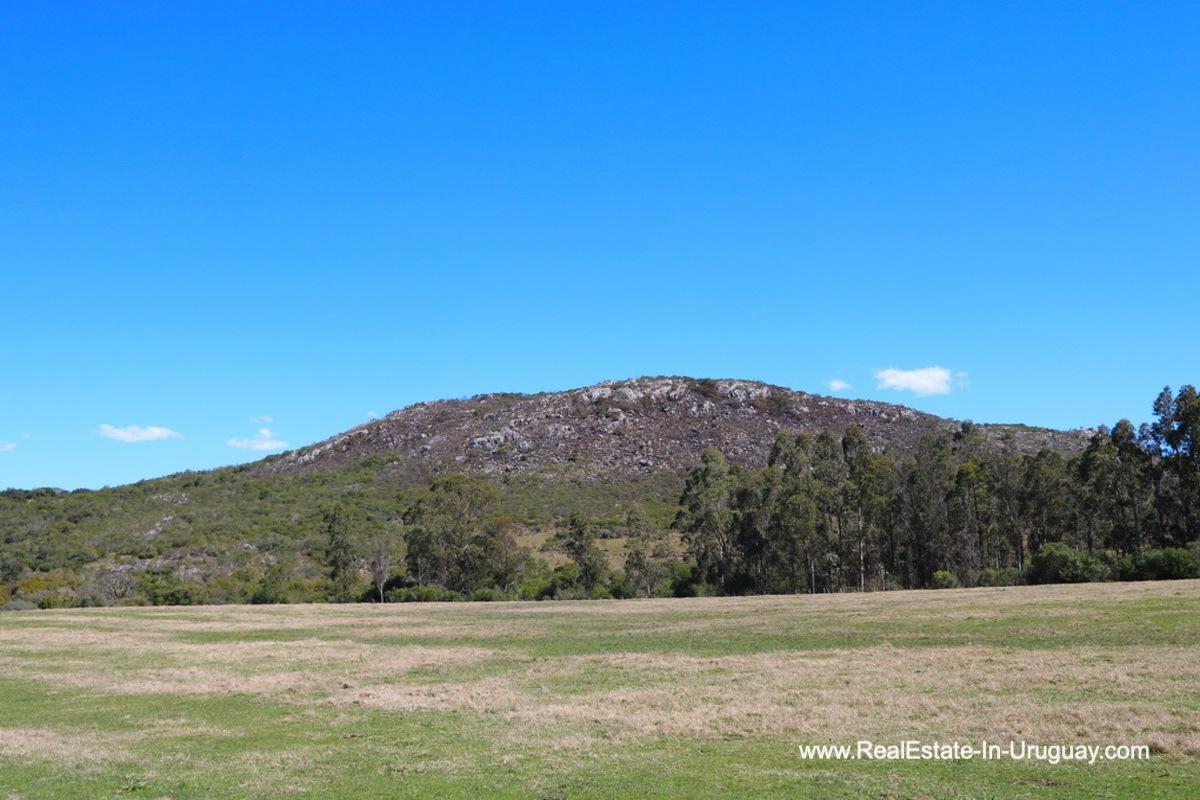 Hills of 97 Hectares Farm near Pueblo Eden