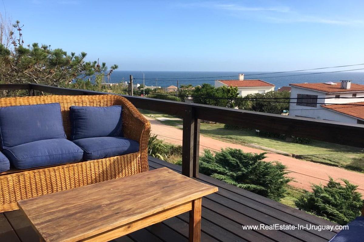 Seaviews of Home in El Chorro by Manantiales