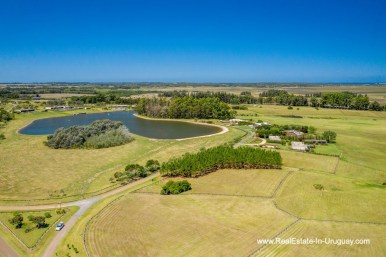 Lake of Exclusive Plot within Fasano near La Barra