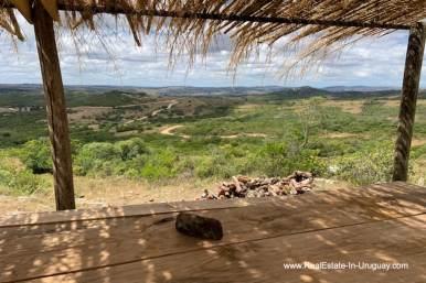 Terrace of New Gated Community near Pueblo Eden is Selling Plots