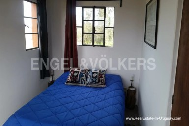 Guestroom of Farm with Organic Garden near Wineries in Canelones