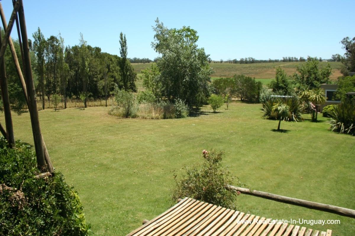 View of Charming-Farm-between-Ruta-104-and-Santa-Monica-Entrance