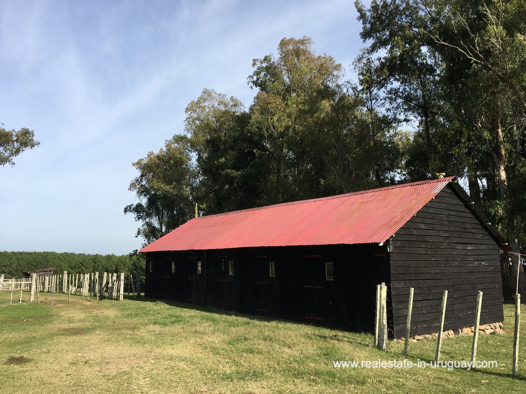 Large Touristic Ranch in the Countryside of Uruguay