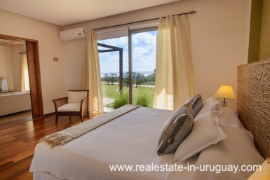 Room of Large House with Views to Laguna del Sauce by Punta del Este