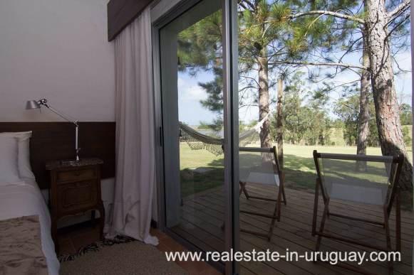 6497 Countryside Property between Jose Ignacio and Garzon - Bedroom View