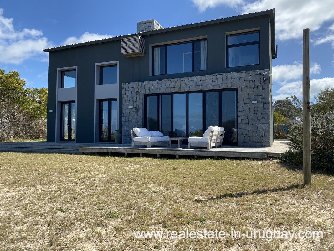 House of Design Home in San Antonio near La Pedrera on the Beach