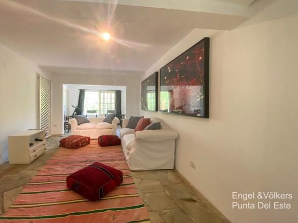 4925 Italian Villa in EL Golf Punta del Este - Gym room