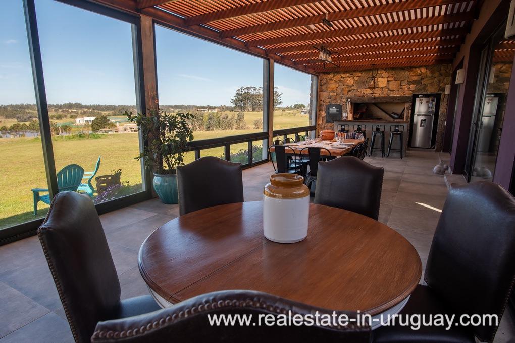 Lounge of Pueblo Mio by La Barra Golf