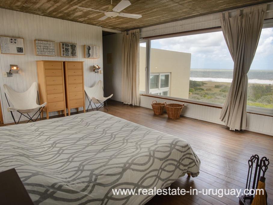 Master Suite of Beach Property in La Carolina
