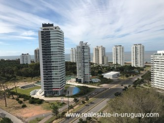Tower of Nice Apartment with Ocean View in Punta del Este