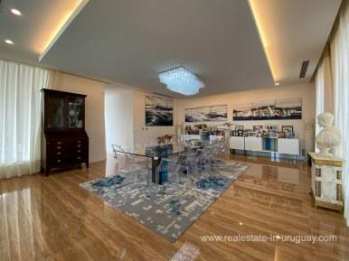 6854 Modern House on Laguna del Sauce - Dining Room