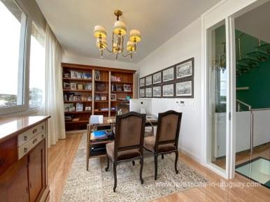 6854 Modern House on Laguna del Sauce - Office