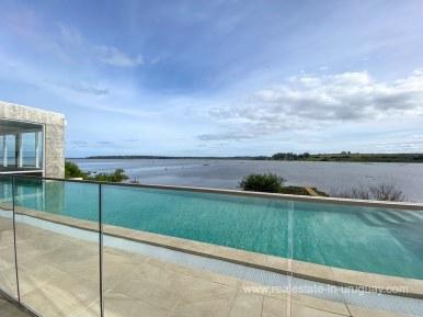 6854 Modern House on Laguna del Sauce - Pool