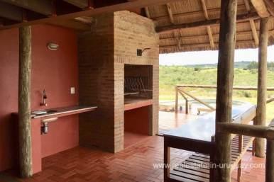 BBQ of Amazing Country Property between Pueblo Eden and Minas