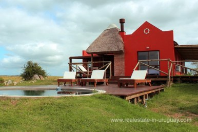 Guesthouse of Amazing Country Property between Pueblo Eden and Minas