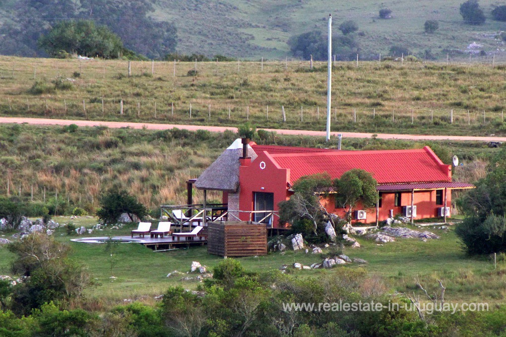 Guesthouse Amazing Country Property between Pueblo Eden and Minas