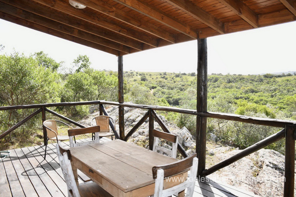 Terrace of Amazing Country Property between Pueblo Eden and Minas