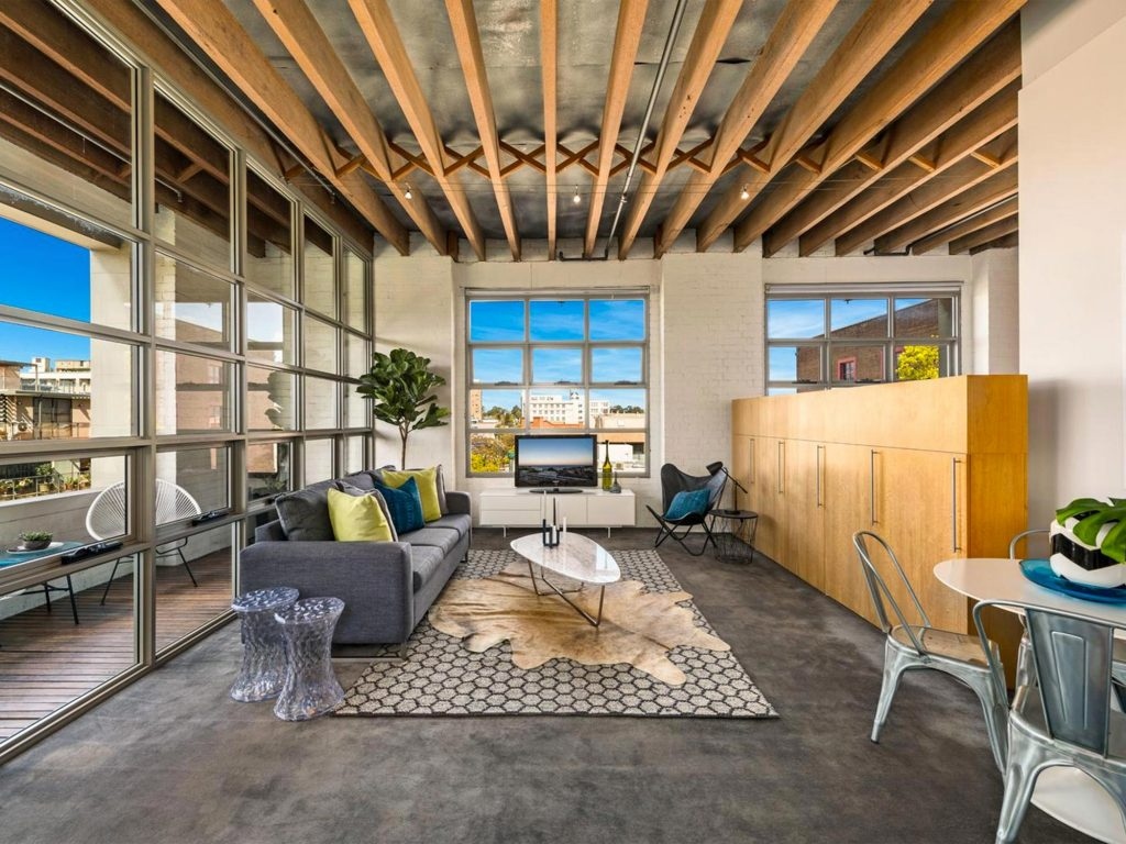 Converted Warehouses Showcase Industrial Chic