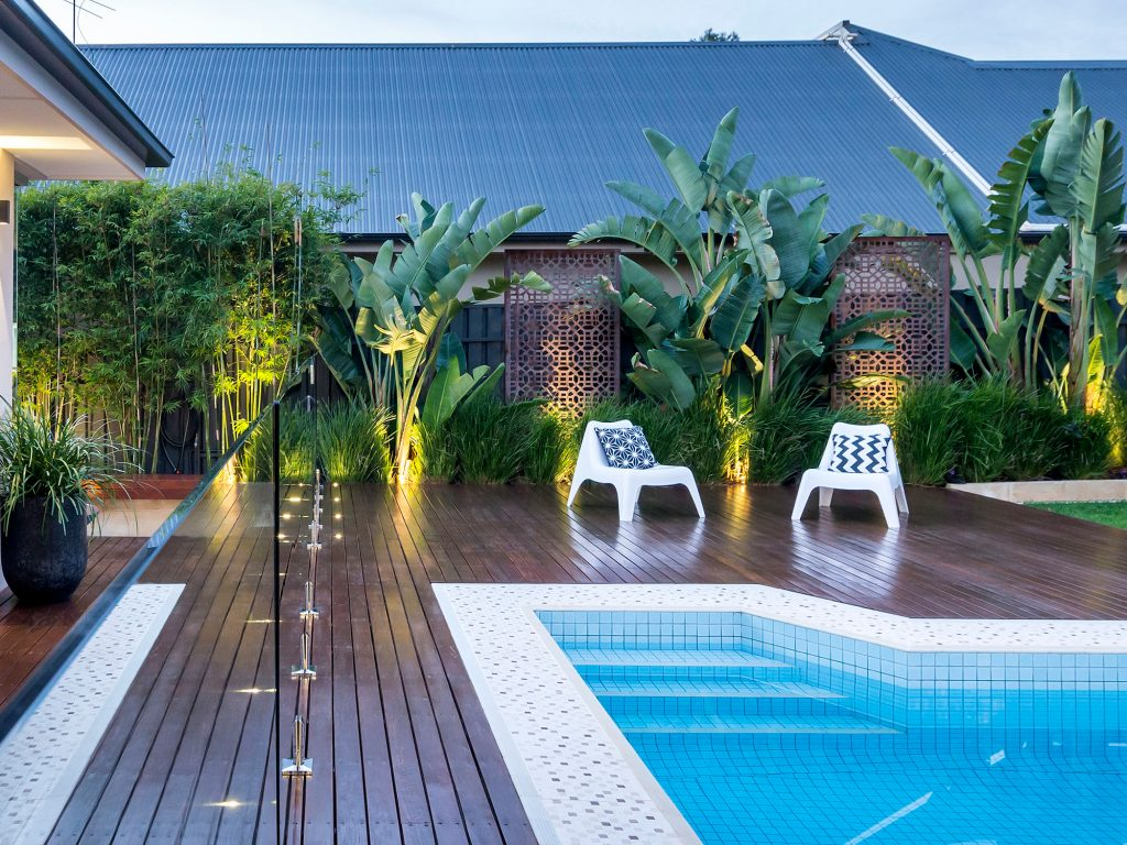 7 Inspirational Garden Feature Walls - realestate.com.au on Backyard Feature Walls id=14842