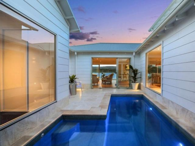 Incredible waterfront home at East Gosford snapped up by local family