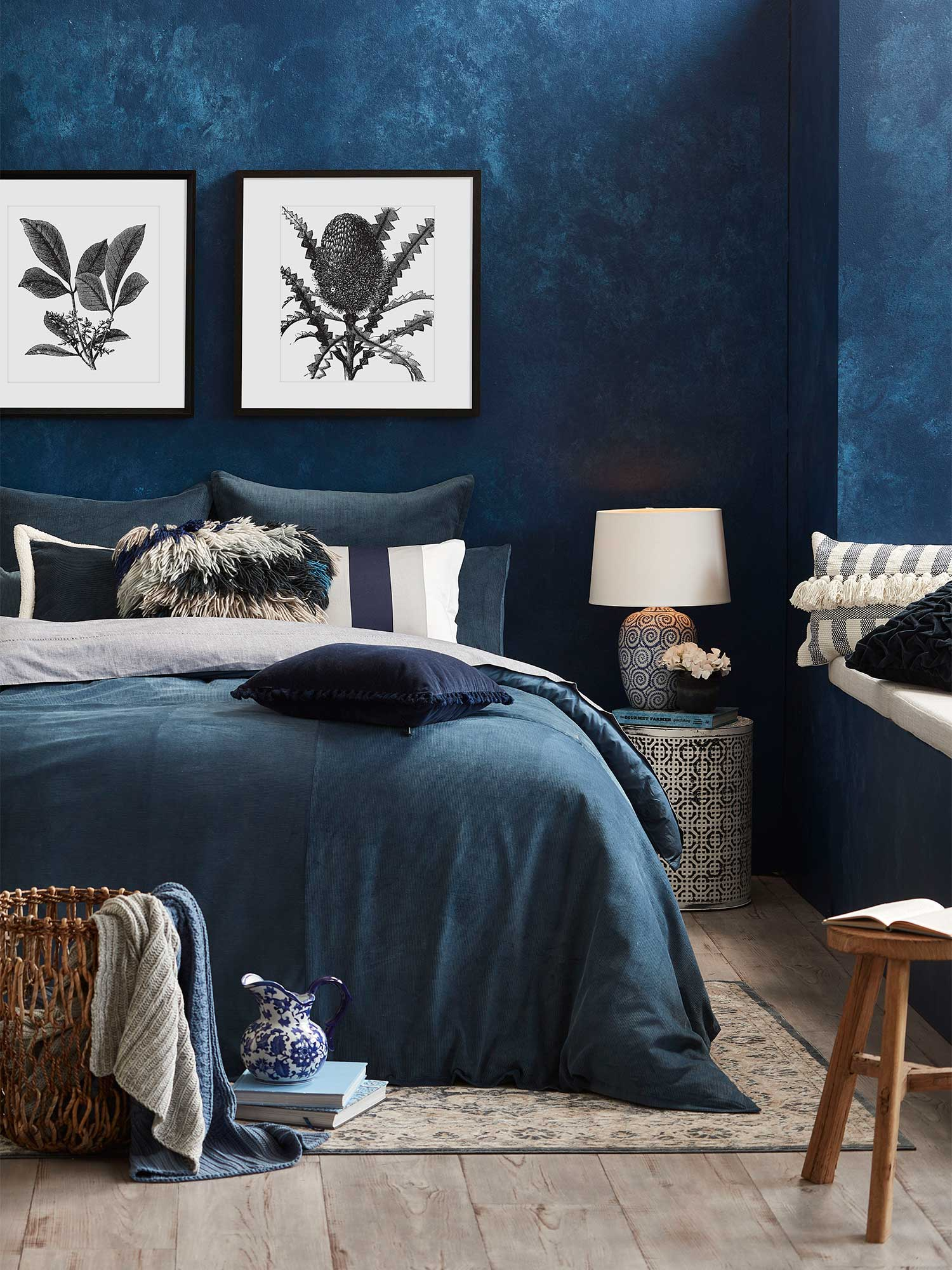 Bedroom Ideas With Feature Wall Realestate Com Au