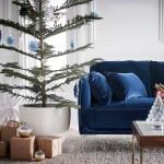 4 Minimalist Christmas Tree Decorating Ideas Realestate Com Au