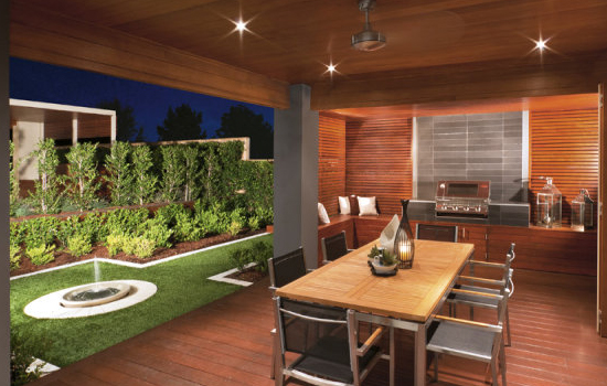 Jamie Durie's tips for outdoor rooms on Aust Outdoor Living  id=75579