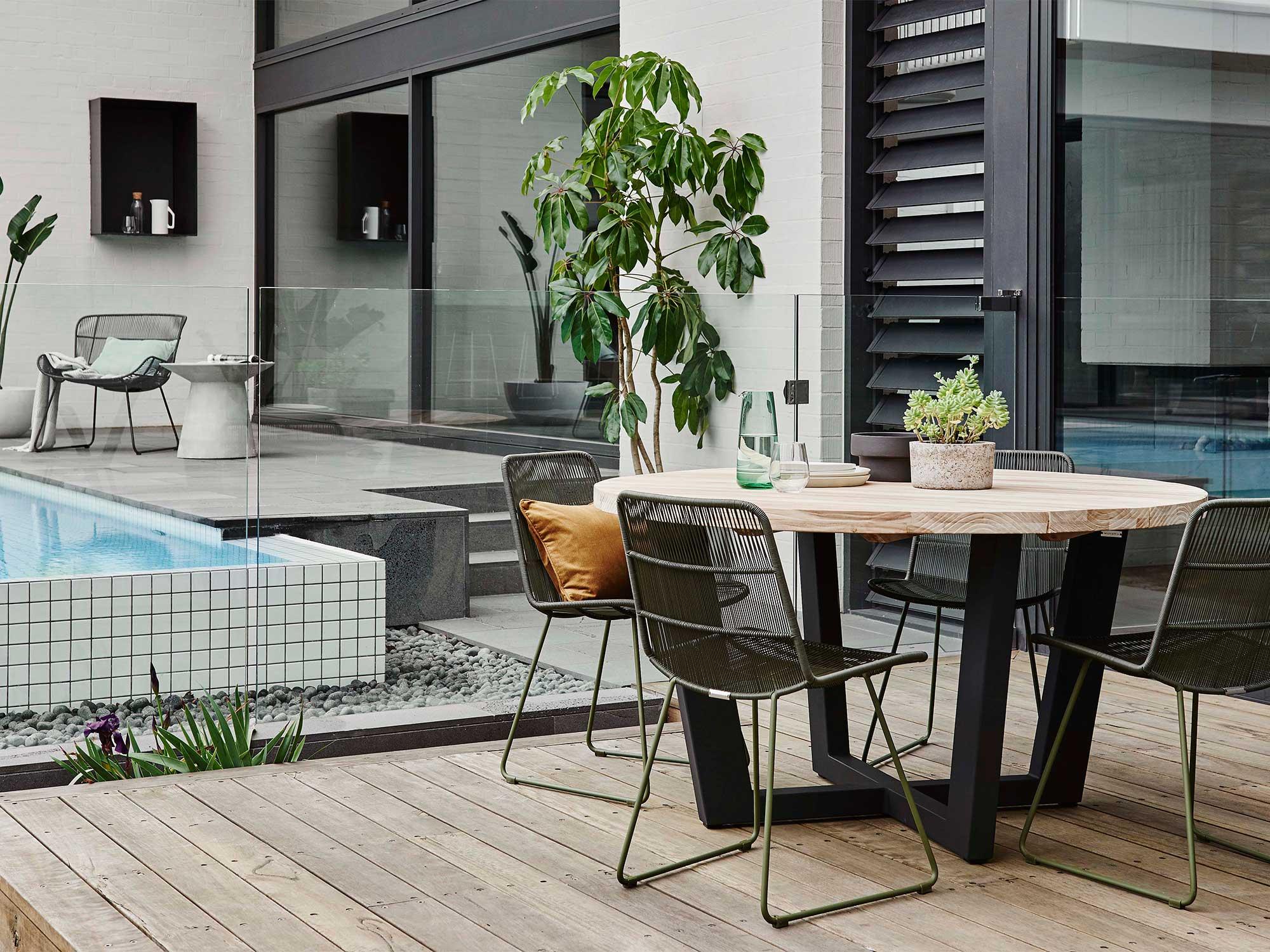 Outdoor Living Ideas & Outdoor Area Photos - realestate.com.au on Outdoor Living Designer id=49732