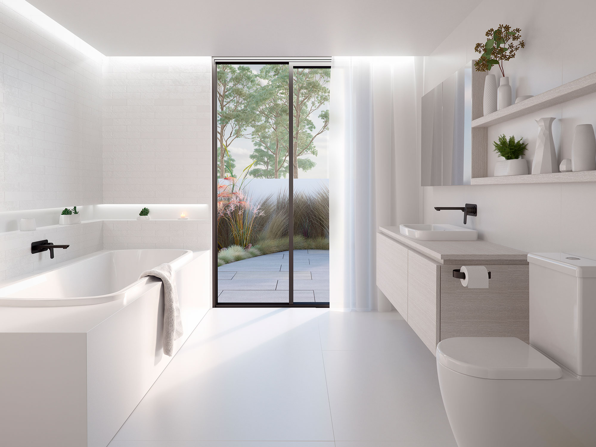 2019 Review: The Latest & Greatest in Bathroom Design on Small Bathroom Remodel Ideas 2019  id=52508
