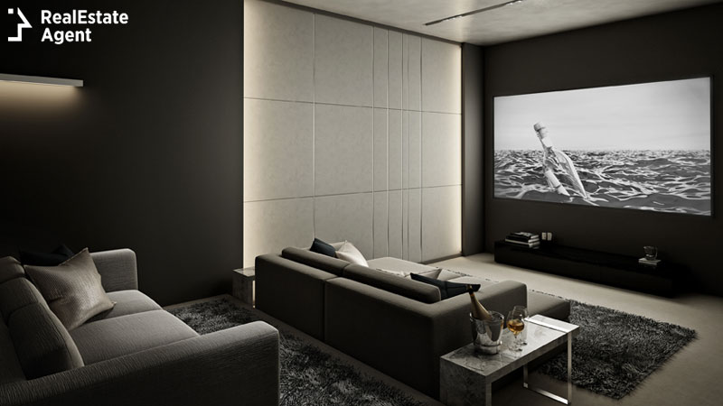 basement remodels home theater