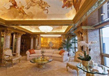 Donald Trump Nyc secondary home