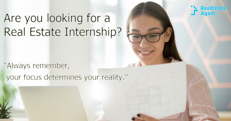 Internships in Real Estate