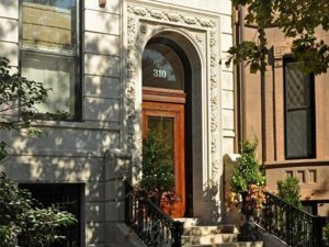 Brady's Boston home, courtesy of CBS