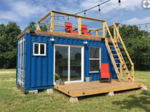 storage Container Home