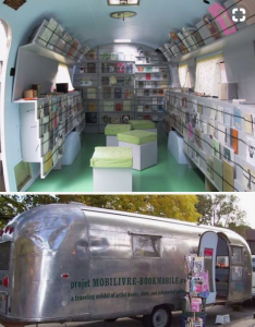 mobile bookstore