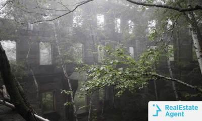 Grossinger Catskill Resort Hotel New York Ghost Town derelict building