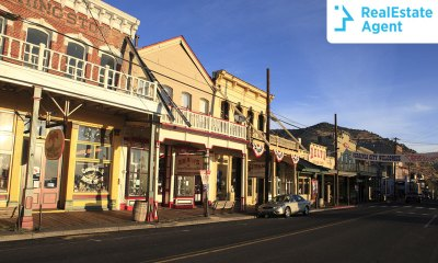Virginia City Montana Ghost Town