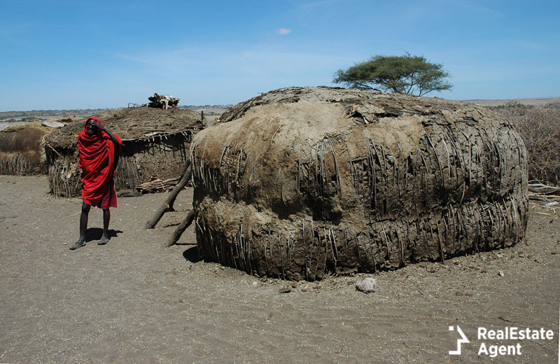 manyatta house in kenya