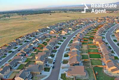 Single family homes in Colorado Springs