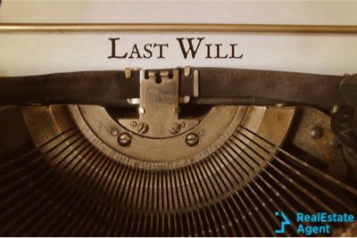 last will typed