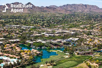 the city of Scottsdale